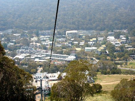 Thredbo Blues Festival (From Crackenback Chairlift)