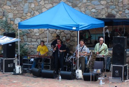 Thredbo Blues Festival - The Mighty Reapers