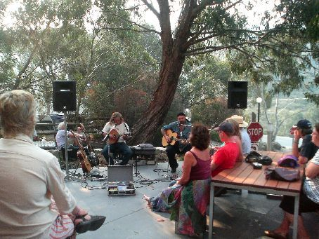 Thredbo Blues Festival - Rory Ellis and Dave Steel