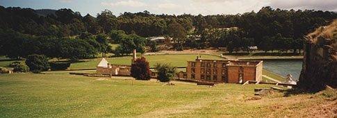 Port Arthur Convict settlement, Tasmania