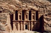 The Monastary, Petra, Jordan. (was never really a monastary, but the name stuck). It's correct name is 'El Deir': by stowaway, Views[62411]
