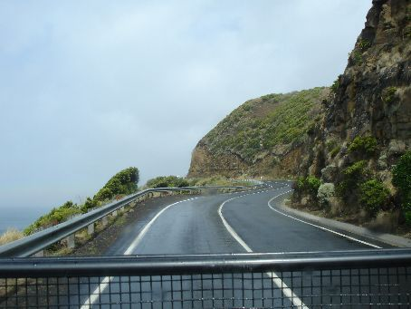Along the Great Ocean Rd, VIC
