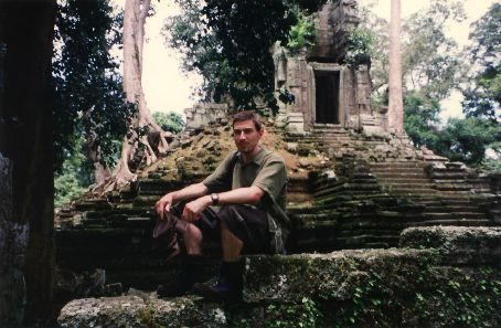 in the Angkor complex