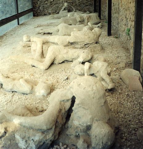 Pompei - The Garden of the Fugitives