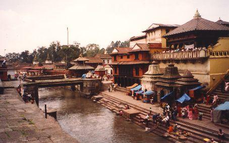 Temple & hospice, Kathmandu