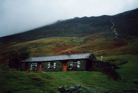 Black Sail -Supposedly the most remote youth hostel in england