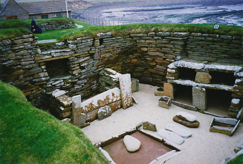 Scara Brae, Orkney islands