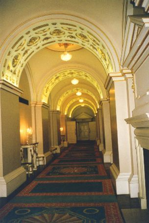 Inside Dublin Castle