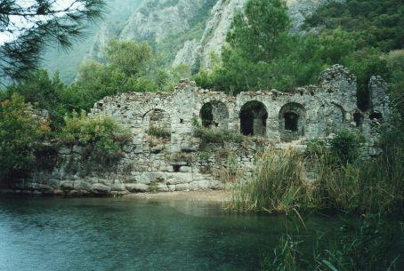 Olimpos, Turkey