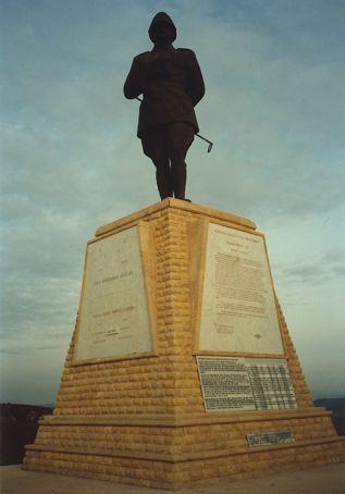 Gallipoli - Attaturk's memorial at Chunuck Bair