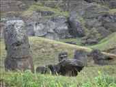 More Moai in the quarry that never