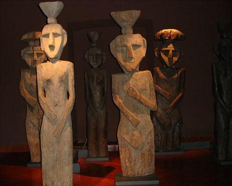 Pre Columbian Museum, Santiago
