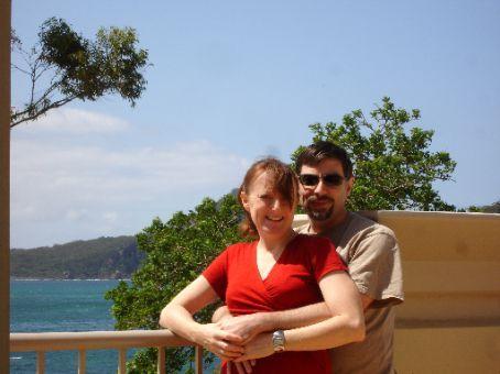 us at Shoal Bay