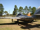 RAAF Vampire at Fighter World, Williamtown: by stowaway, Views[1318]
