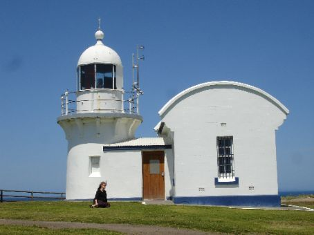 The Lighthouse at Crowdy Head