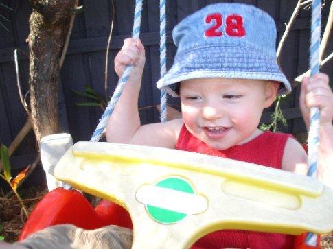 Charlie @ 21 months