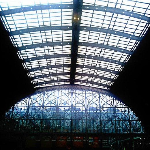 Paddington Station, London - Travel to many people means many different things. To me, it's all about culture. London, in general, is city with diverse cultures and ethnicities. And Paddington is a place where you are bound to come across people from all over: Indians, Germans, French, Italian, Spanish,  Welsh and so on.