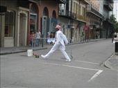 Street entertainer: by sue_hood, Views[99]