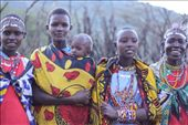 Maasai womens role in society is firmly traditional.: by summerskies, Views[657]