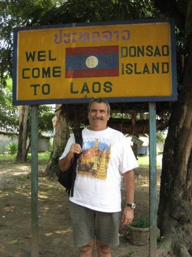 Don Sao Island, Mae Khong River, Laos