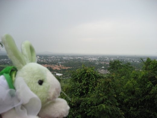 Overlooking Chiang Rai