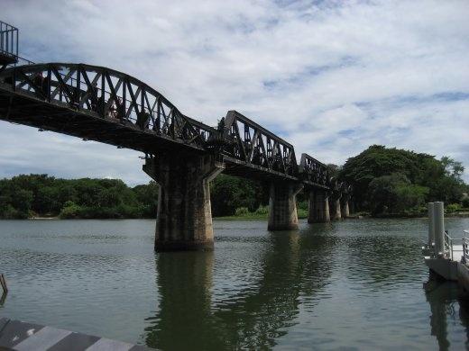 That famous bridge again...although not the original one