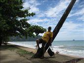 The beach beauty at Aonang Beach: by supergg, Views[98]