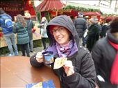 Waffles and gluhwein for lunch? Why not?: by supergg, Views[156]
