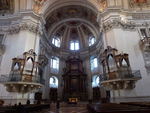 Our guide suggested that this beautiful church was