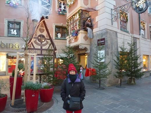 On the streets of Innsbruck