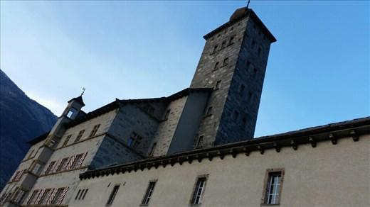 Castle in Brig