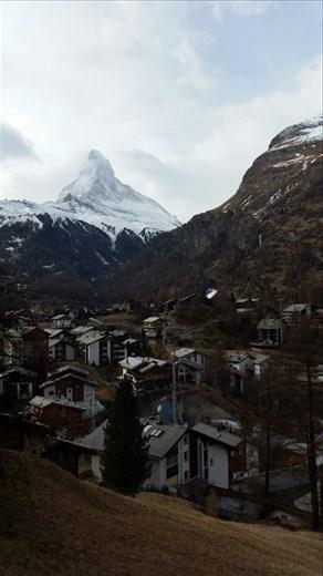 The Matterhorn & Zermatt