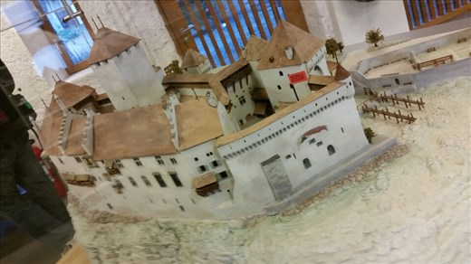 Model of the Chateau
