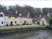 Picture postcard from Castle Combe: by supergg, Views[42]