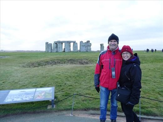 We made it to Stonehenge