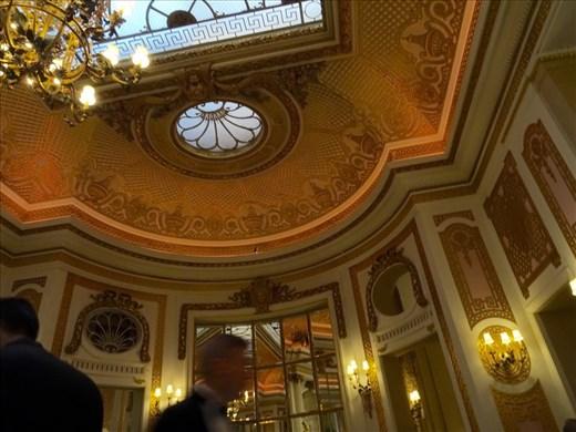 The Ritz tea room