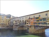 Other side of the Ponte Vecchio: by supergg, Views[162]