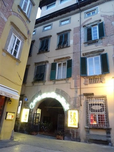 Lucca cinema