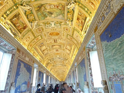 Vatican Museum - so much beauty