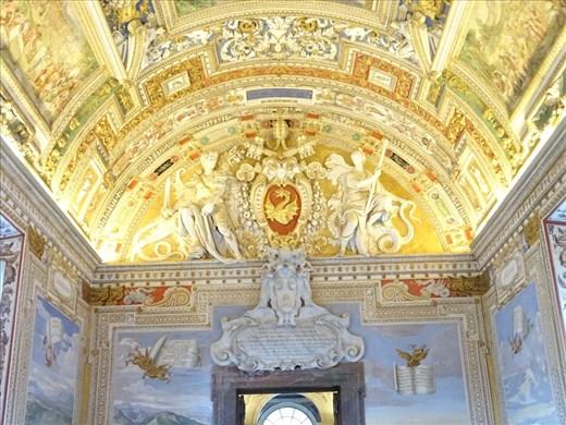 Hall of Maps - Vatican Museum