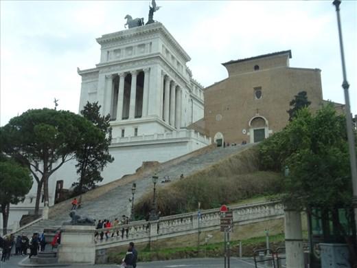 Roman steps we didn't climb ;D