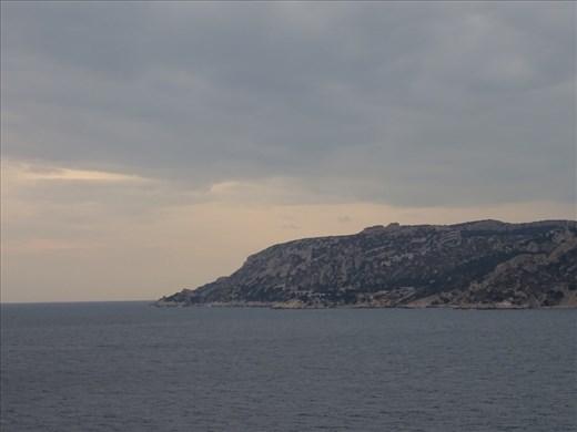 Marseilles headland