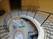Staircase in hotel Seccy, Fiumicino: by supergg, Views[110]