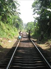 Maintenance on the track. : by susannah_palk, Views[117]