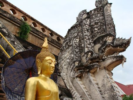 Die Tempel von Chiang Mai im Norden Thailands!