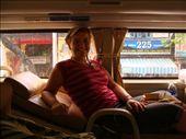 Die Liegebusse in Vietnam! Man kann liegen poder sitzen! Was eine bequeme Fahrt!: by suse, Views[109]