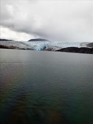 The fjords were very pretty.