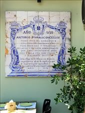 This is a plaque commemorating the governor.: by suziqtn, Views[74]