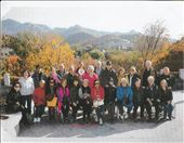This is the group who had Ray as our tour guide. One local guide called us