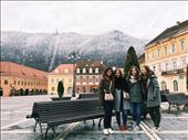 Brasov Main Square: by swathi, Views[303]